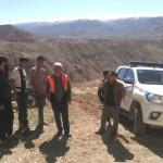 » روز پر کار رئیس راهداری و حمل و نقل جاده ای کهگیلویه در بازدید از پروژه ها
