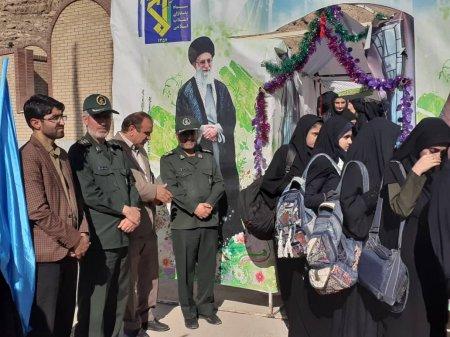 مراسم افتتاحیه اردوهای راهیان نور دانش آموزی استان در چرام برگزار شد+گزارش تصویری