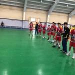 صعود خردسالان فراز بام دهدشت به نیمه نهایی استعداد های درخشان هندبال کشور با شکست تهران