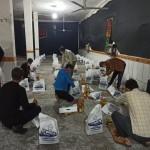 با همکاری ستاد اجرایی فرمان امام (ره) و گروه جهادی شهدای کهگیلویه: توزیع ۷۰ بسته معیشتی در حومه دهدشت شرقی