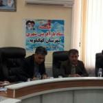 انتقاد رئیس شورای شهر و شهردار دهدشت از عدم همکاری مسئولان شهری در طرح بازآفرینی شهری